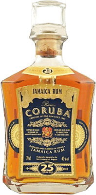 Medium coruba 25 year rum