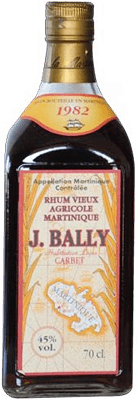 Medium j bally 1982 rum