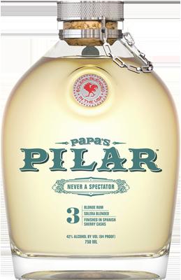Papas pilar blonde rum