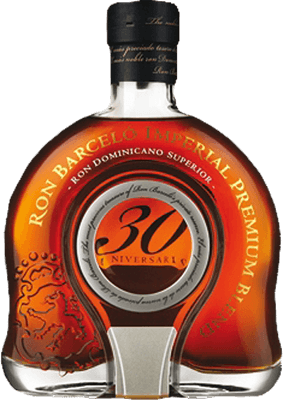 Medium barcelo imperial premium blend 30 aniversario rum