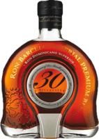 Small barcelo imperial premium blend 30 aniversario rum