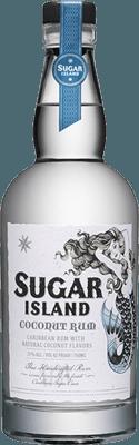 Medium sugar island coconut rum