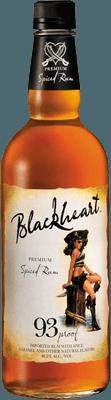 Medium blackheart premium spiced rum