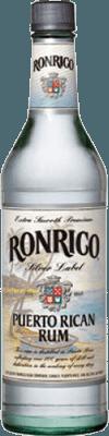Medium ronrico silver label rum
