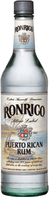 Medium ronrico silver label rum