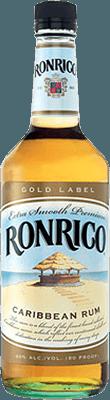Medium ronrico gold label rum
