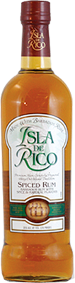 Isla de rico spiced rum