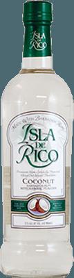 Medium isla de rico coconut rum