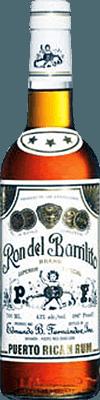 Medium ron del barrilito 3 star rum