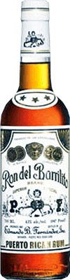 Medium ron del barrilito 3 star rum