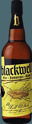 Medium blackwell black gold special reserve rum