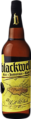 Medium blackwell black gold special reserve rum