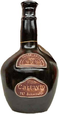 Medium ron cartavio 75th anniversary 12 year rum