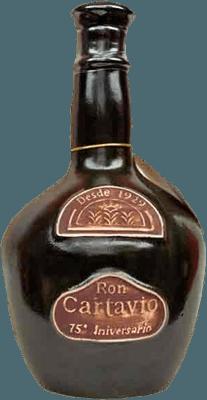 Medium ron cartavio 75th anniversary 12 year rum