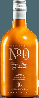 Medium number 0 anejo rum