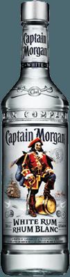Medium captain morgan white rum