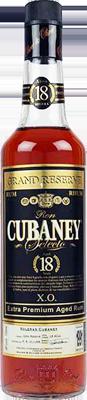 Cubaney gran reserva 18 year rum