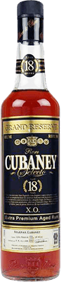 Medium cubaney gran reserva 18 year rum