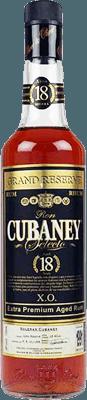 Medium cubaney gran reserva 18 year rum