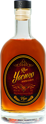 Yacuro viejo 12 year rum