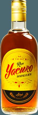 Medium yacuro anejo 5 year rum