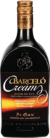Small barcelo cream rum