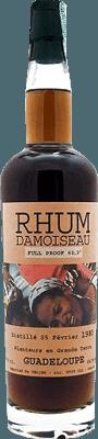 Medium damoiseau 1980 full proof rum
