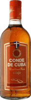 Small conde de cuba anejo rum