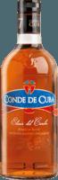 Small conde de cuba elixir del caribe rum
