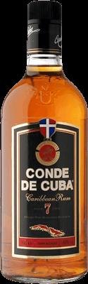 Conde de cuba 7 year rum