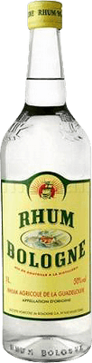 Medium bologne blanc 50  rum
