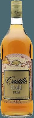 Medium castillo gold rum