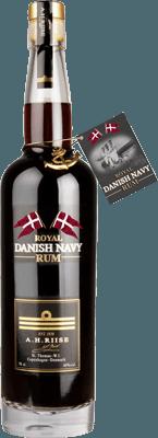 Medium a.h. riise royal danish navy rum