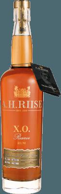 Medium a.h. riise xo reserve sauternes cask rum
