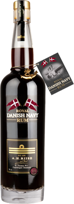 A.h. riise navy strength 55  rum