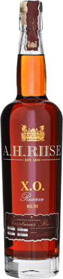 Medium a.h. riise xo reserve christmas rum