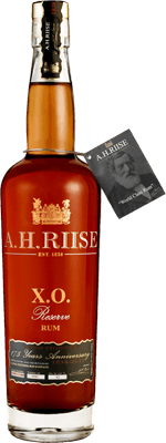 Medium a.h. riise xo 175 years anniversary rum