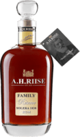 Small a.h. riise family reserve solera rum