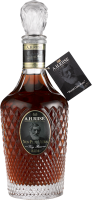 A.h. riise non plus ultra very rare rum