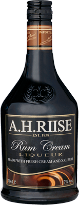 Medium a.h. riise cream rum