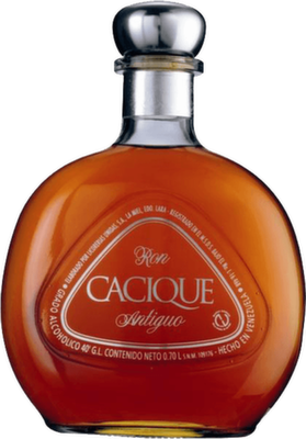 Cacique antiguo rum orginal 400px