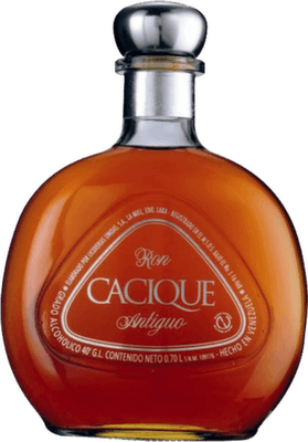 Medium cacique antiguo rum orginal 400px