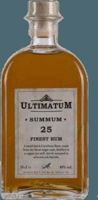 Medium summum 25 year rum orginal 400px