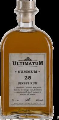 Summum 25 year rum orginal 400px