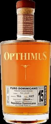 Opthimus 15 year rum 400px b