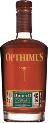 Medium opthimus 15 year port finish