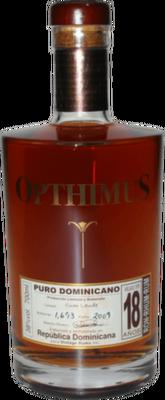 Opthimus 18 year rum orginal 400px