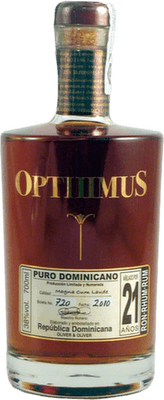 Medium opthimus 21 year rum orginal 400px