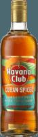 Small havana club cuban spiced