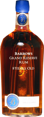 Barrows 12 year rum